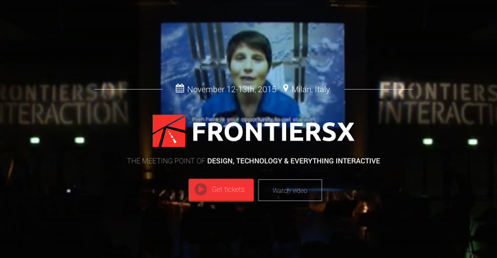 MMN tra i relatori di Frontiers of Interaction 2015