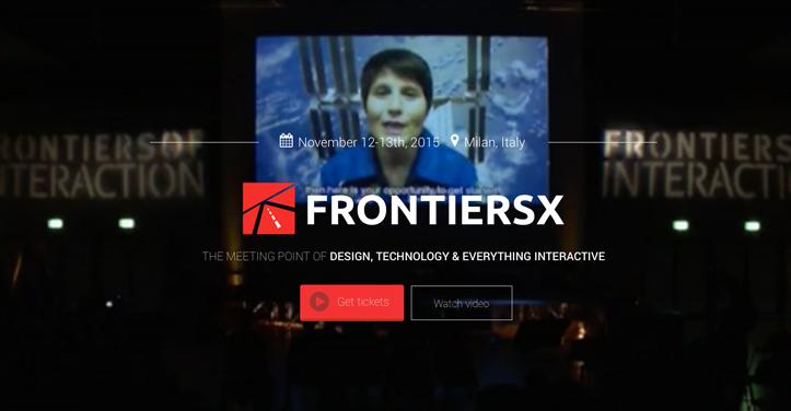 FrontiersX 2015