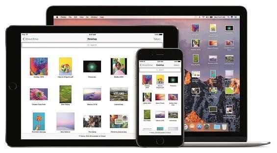 iCloud Drive Apple Device