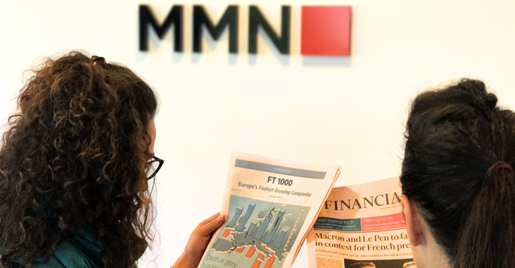 MMN nella classifica FT1000 Europe's Fastest Growing Companies del Financial Times