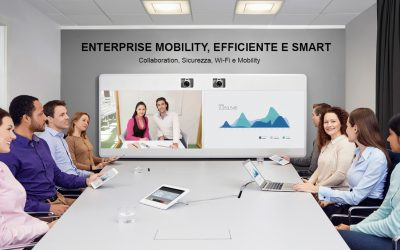 Enterprise mobility, efficiente e smart