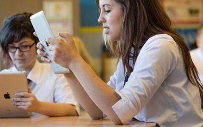 iPad per le scuole secondarie