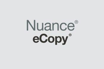 Xerox - Nuance eCopy