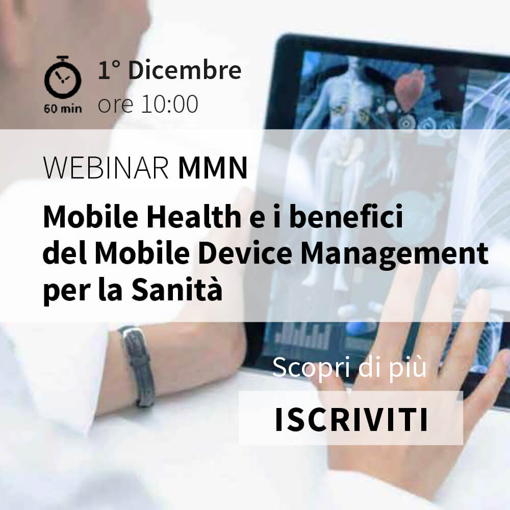 Webinar MMN - Healthcare